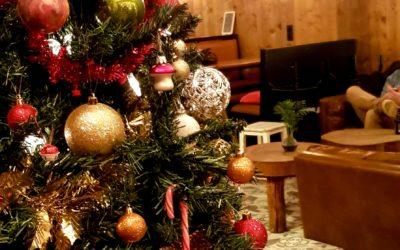 1er Noël au Café.